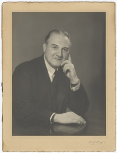 A. P. Young,  Photo by Elliott  & Fry 30 Dec. 1946